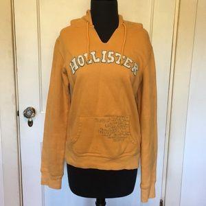 Distressed Hollister Hoodie